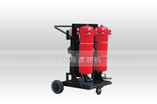 GUC-50B双筒滤油机