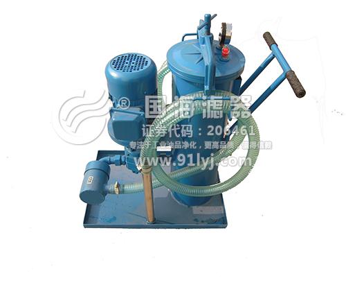 LUCA-125五级精细滤油车