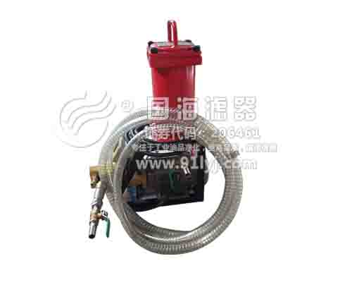 小流量液压油滤油器6L/min