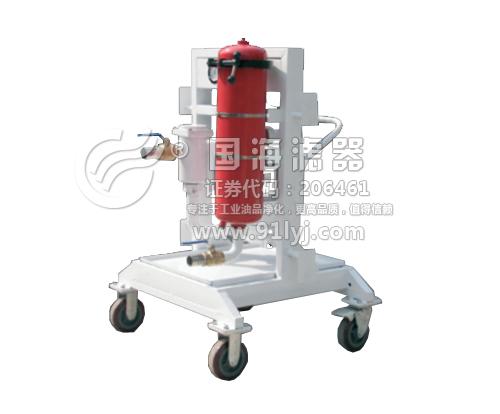 在线加注过滤高粘油滤油机GHG-25A