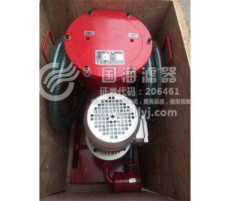 手推式加油机LUCA-16精细滤油车