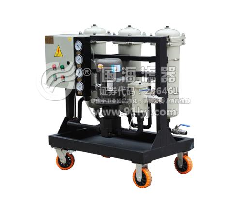 废油再生滤油机GHYC-G50