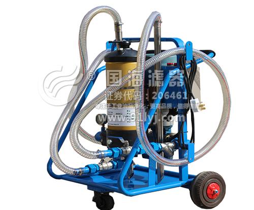 PFC8300-50YV高粘度pall移动油机