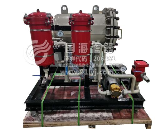 46号液压油除水过滤设备