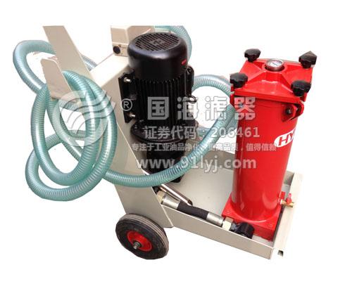 国产替代德国进口HYDAC贺德克OFU系列液压油滤油机