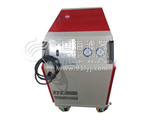 32L/min箱式(带壳体)小型防爆液压油滤油机