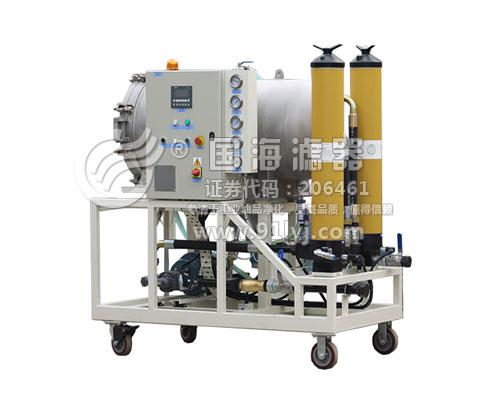 pall颇尔HCP150A380系列净油机高效滤油装置