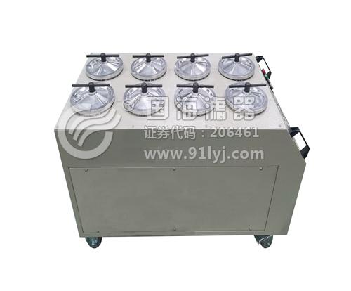 超精密高精度滤油机CS-AL-5R