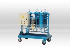 PLC控制真空滤油机ZLYC-25A系列