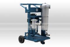 新乡国海滤器32L/min流量LYC-32A便移式滤油车