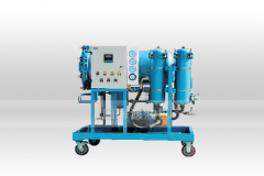 国海高效聚结脱水滤油机LYC-J,100L流量精细