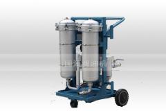 柴油滤油机流量防爆FLYC―100B精密过滤机