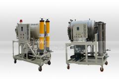 五级过滤 高效聚结脱水滤油机LYC-J系列