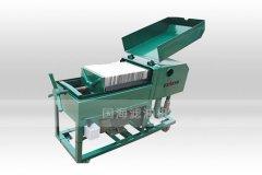 100L流量LY板框压力式滤油机