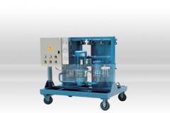 高固含量润滑油过滤――小规格32升系列滤油车
