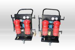 流量100升每分钟――LYC-B三级过滤高精度滤油机系列