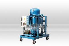 200L/min大流量真空高效过滤滤油机