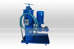 加油小车_LUC-16液压油滤油车