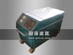 防爆式箱式滤油车GHC-50