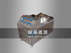 透平油专用滤油机GHYA-25