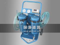 自主制造高精度煤油过滤滤油机