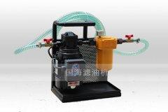 6L/min小型液压油滤油车